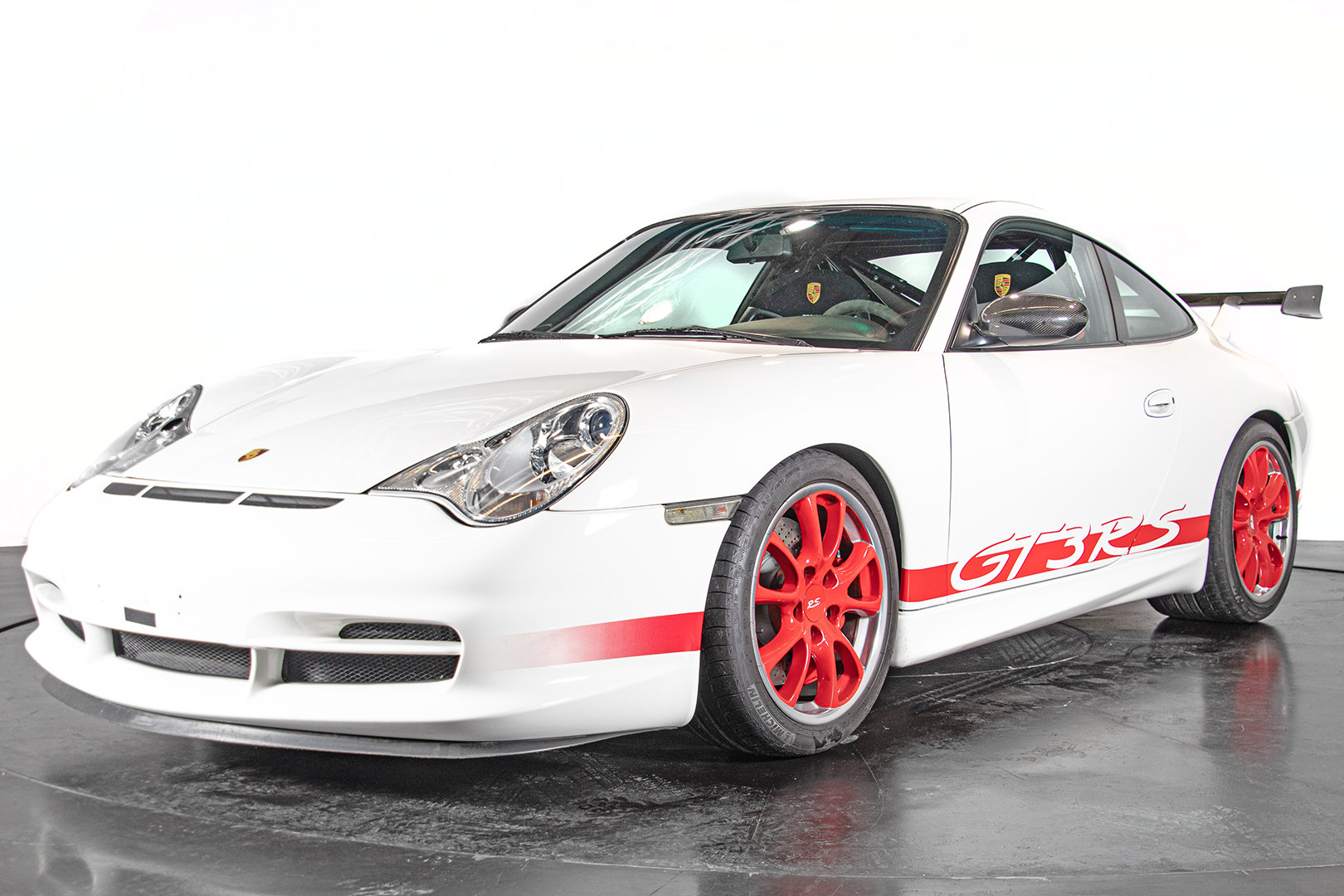 PORSCHE 996 GT3 RS – 2004 For Sale (picture 1 of 6)