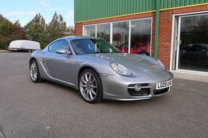 Picture of 2009 Porsch Cayman 3.4S Low Mileage For Sale SOLD