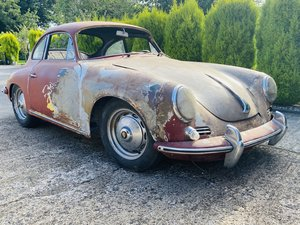 (1963 Model year) Porsche 356 T6 'B' Coupe