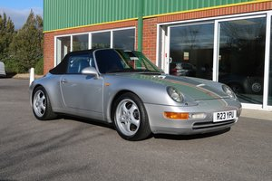Picture of 1997 911 993 Cabriolet Varioram Low Mileage RHD