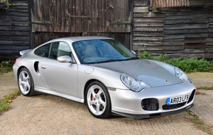 Picture of 2003 Porsche 996 Turbo Manual, 3.6 Twin turbo with 414 bhp