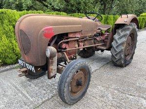 Porsche 219 Standard Star Tractor