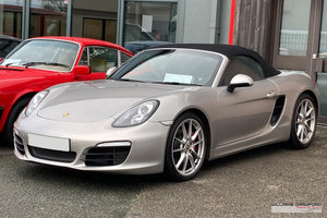 Picture of 2012 (2013 MY) Porsche 981 Boxster S manual