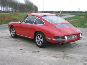 Picture of Porsche 911T SWB 1968 Matching Numbers