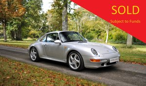 Picture of 1997 Porsche 911 (993) C2S Coupe Wide Body 6 Speed Manual For Sale