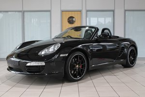 Porsche Boxster (987) 3.4 S Black Edition Manual