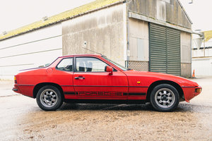 Picture of 1981 Charming modern classic of a Porsche 924 for sale