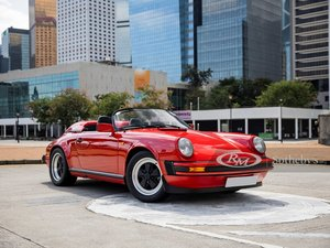 Picture of 1989 Porsche 911 Speedster  For Sale by Auction