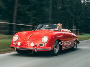 Picture of 1955 Porsche 356 Carrera 1500 GS Speedster by Reutter For Sale by Auction