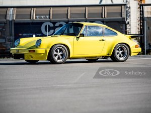 Picture of 1974 Porsche 911 Carrera RS 3.0  For Sale by Auction