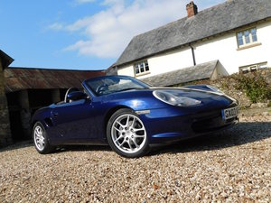 Picture of 2003 Porsche 986 Boxster 2.7 - 63k, facelift, great history For Sale
