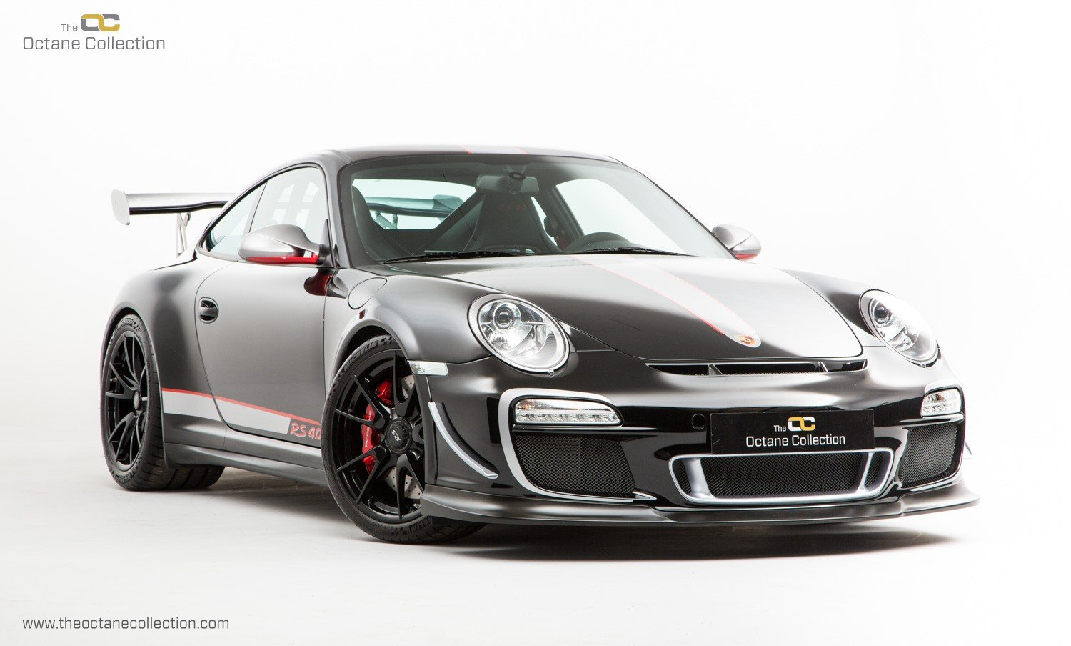 2011 PORSCHE (997) 911 GT3 RS 4L // ORIGINAL PAINT // 6K MILES  For Sale (picture 1 of 24)