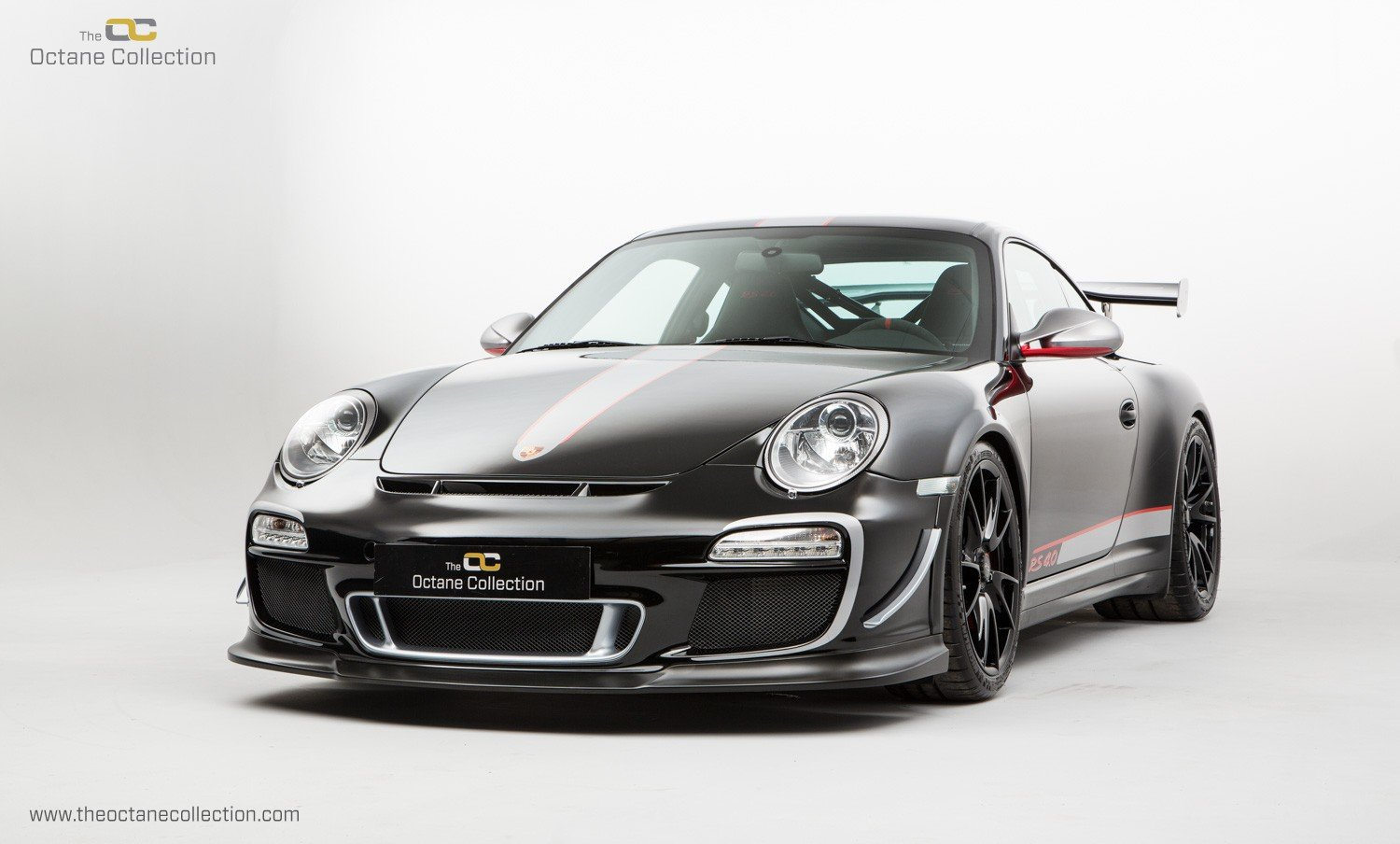 2011 PORSCHE (997) 911 GT3 RS 4L // ORIGINAL PAINT // 6K MILES  For Sale (picture 2 of 24)