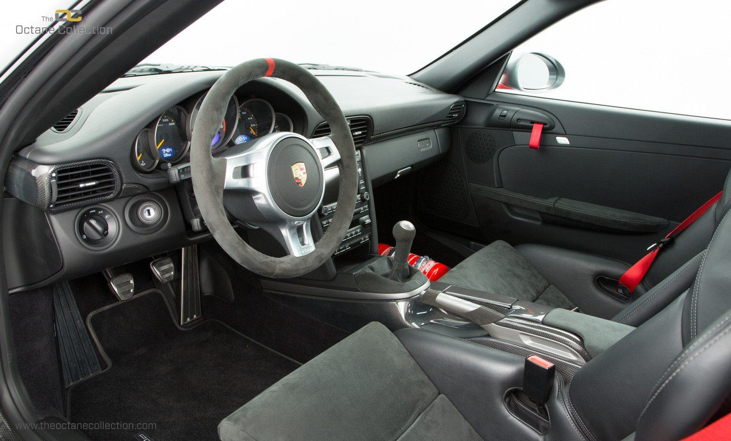 2011 PORSCHE (997) 911 GT3 RS 4L // ORIGINAL PAINT // 6K MILES  For Sale (picture 13 of 24)