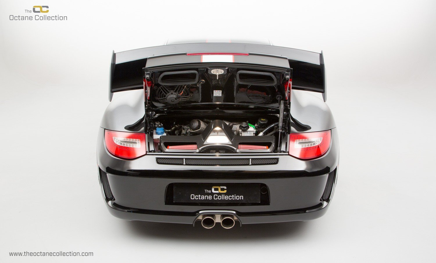 2011 PORSCHE (997) 911 GT3 RS 4L // ORIGINAL PAINT // 6K MILES  For Sale (picture 17 of 24)