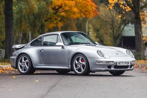 Picture of 1996 Porsche 911 (993) Turbo - Super service history & file For Sale by Auction