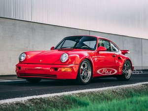 Picture of 1992 Porsche 911 Turbo S Lightweight  For Sale by Auction