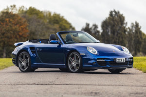 Picture of 2008 Porsche 911 (997.1) Turbo Cabriolet