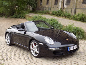 Picture of 2006 Porsche 911 (997) Carrera 2 S 3.8 Tiptronic Cabriolet