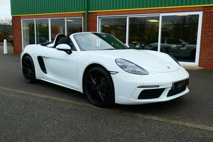 2019 718 Boxster PDK Low Mileage High Spec
