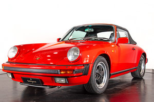 Picture of PORSCHE 911 CABRIO 3.2 - 1986 For Sale