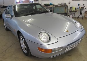 Picture of 1994 Porsche 968 Coupe 6 Speed Manual