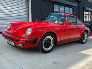 Picture of 1987 Porsche 911 3.2 Carrera - cool number plate SOLD