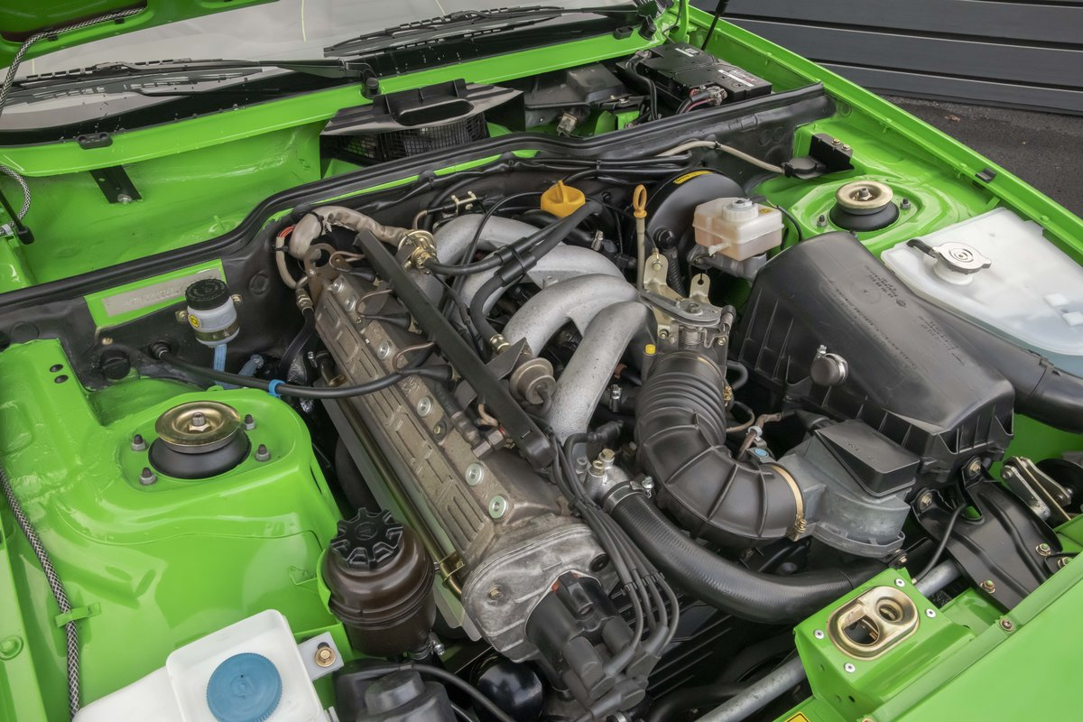 1988 Porsche 924S Signal Green 27k Miles SOLD (picture 12 of 15)
