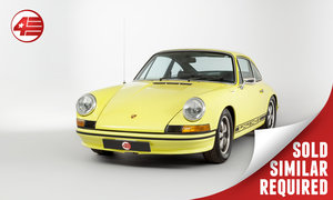 Picture of 1972 Porsche 911T 2.4 MFI /// Rare 'Oil Flap' /// 90k Miles SOLD