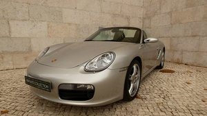Porsche boxster 2.7 45.000kms !!! like new