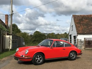 Picture of 1969 Porsche 911T, specialist restored, SOLD SOLD