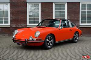 Picture of 1968 Porsche 911 2.0 S Targa - very first glass window Targa
