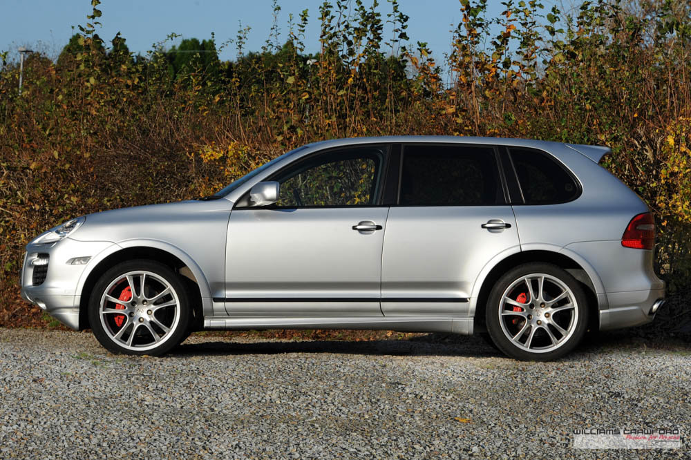 2009 Porsche Cayenne GTS Tiptronic S SOLD (picture 2 of 6)