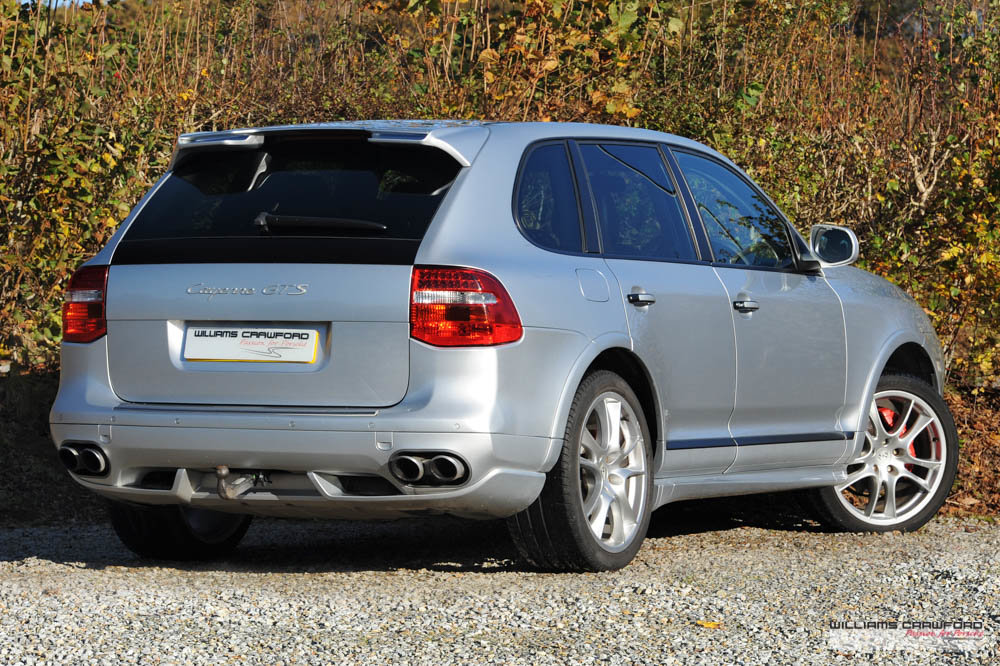 2009 Porsche Cayenne GTS Tiptronic S SOLD (picture 3 of 6)