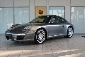 Porsche 911 (997) 3.8 C2S Manual Coupe
