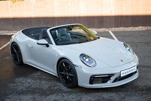 2019/19 Porsche 911 992 Carrera 4S Cabriolet
