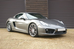 Picture of 2014 Porsche 981 Cayman S 3.4 24V PDK Coupe Auto (25,000 miles) For Sale