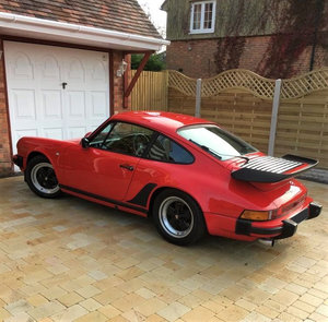 Picture of 1982 (X) Porsche 911 SC 3.0 Coupe. In Guards Red with Black For Sale