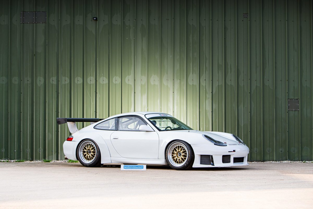 2000 Porsche 911 996 GT3 R For Sale (picture 1 of 10)