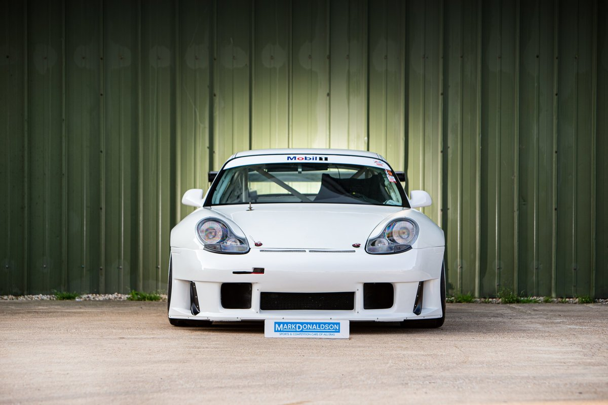 2000 Porsche 911 996 GT3 R For Sale (picture 2 of 10)