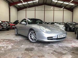 Picture of 2003 53 PORSCHE 911 CABRIOLET MANUAL For Sale