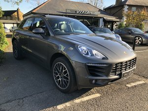 PORSCHE MACAN 3.0S PDK PETROL MASSIVE SPECIFICATION