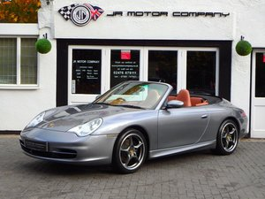 Picture of 2003 911 996 Carrera 2 Cabriolet Tiptronic S Seal Grey Very Rare! For Sale