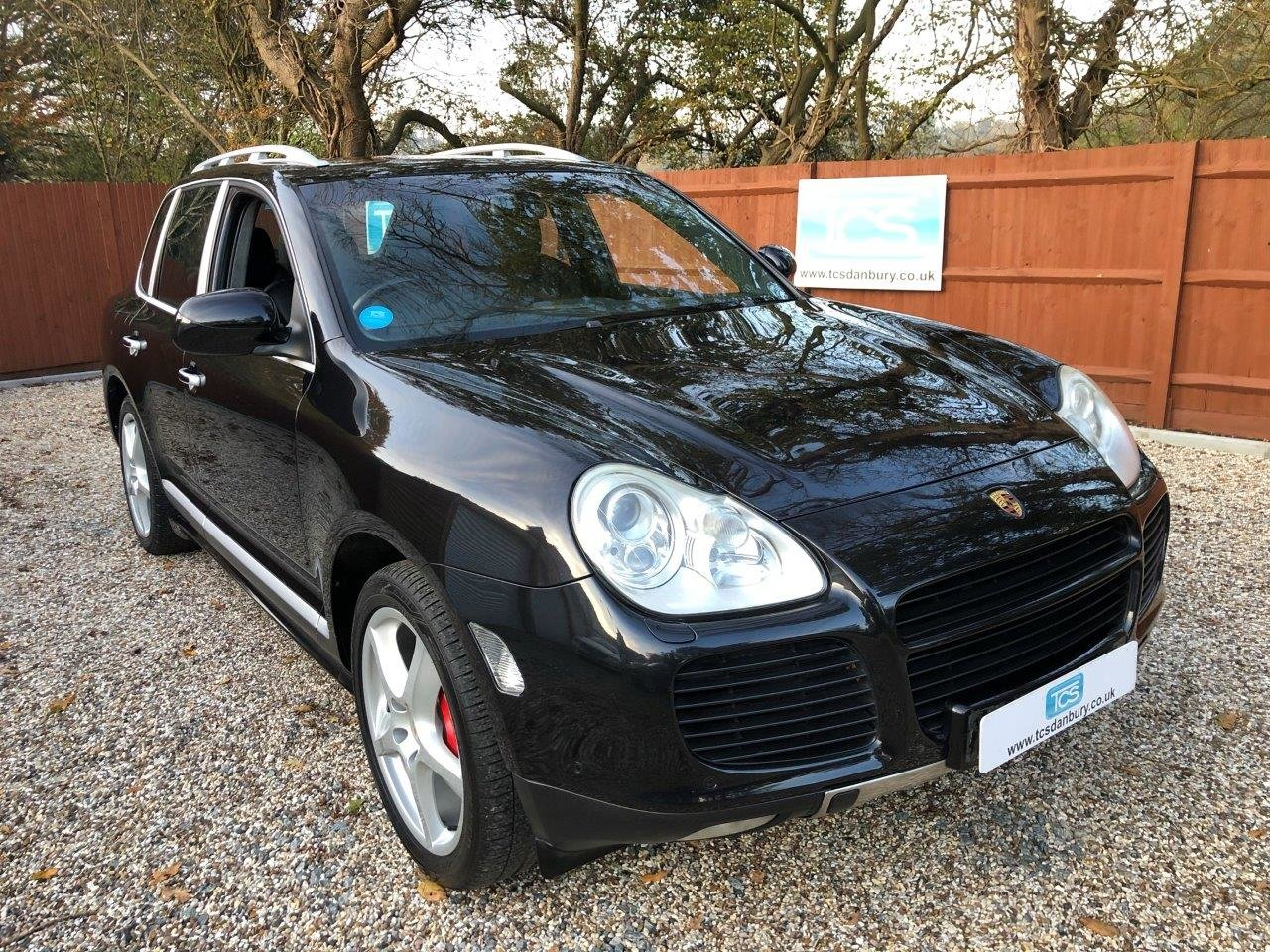 2005 Porsche Cayenne Turbo 4.5i V8 Tiptronic-S 450bhp 620NM torq For Sale (picture 3 of 6)