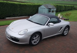 Porsche Boxter 2.7 auto REDUCED AGAIN-69k miles