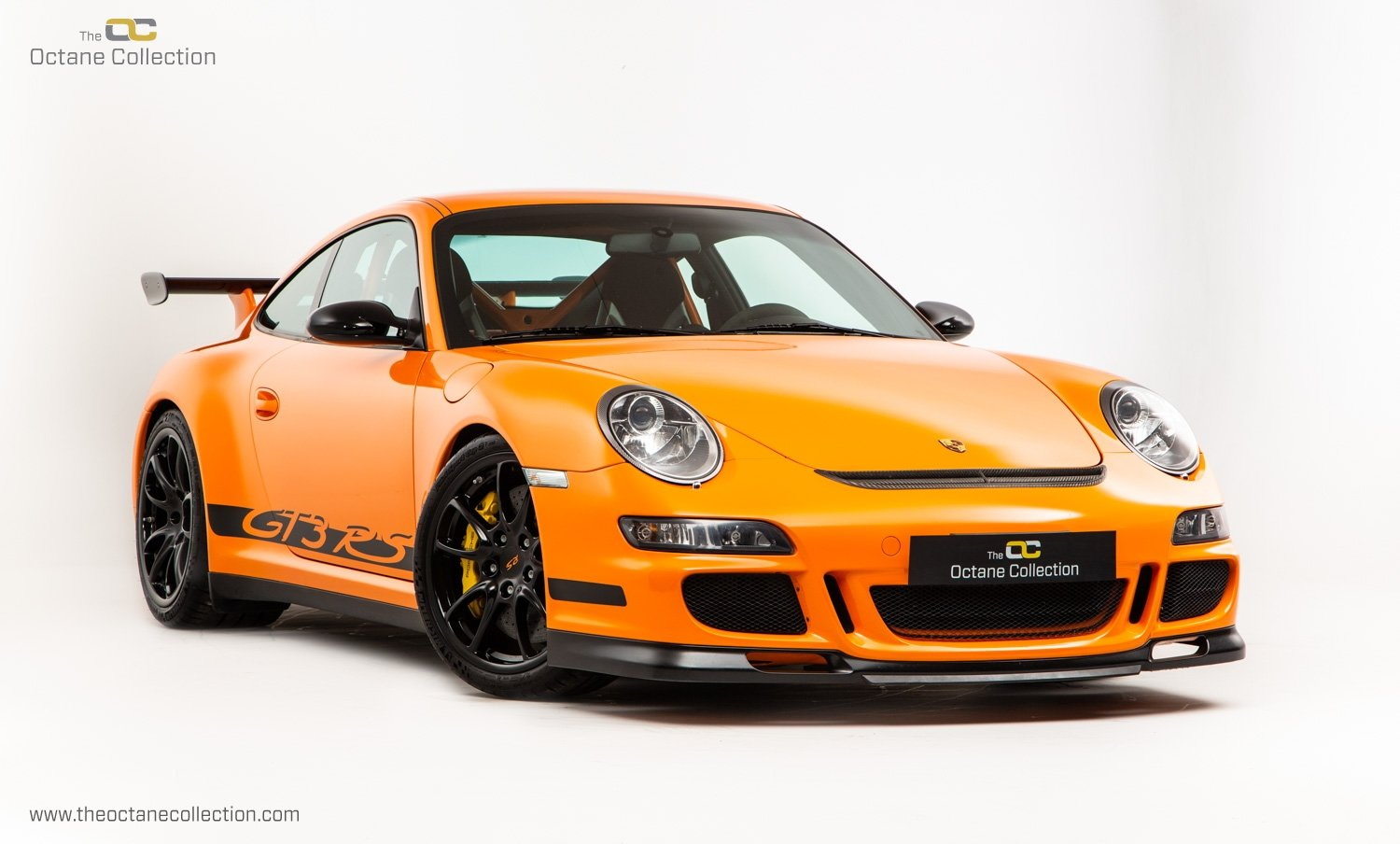 2006 PORSCHE 911 (997) GT3 RS // PURE ORANGE // C22 LHD // PCCB For Sale (picture 1 of 24)