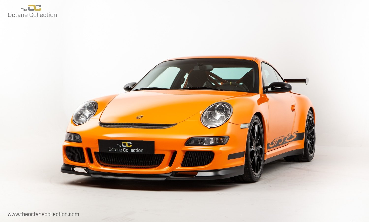 2006 PORSCHE 911 (997) GT3 RS // PURE ORANGE // C22 LHD // PCCB For Sale (picture 2 of 24)