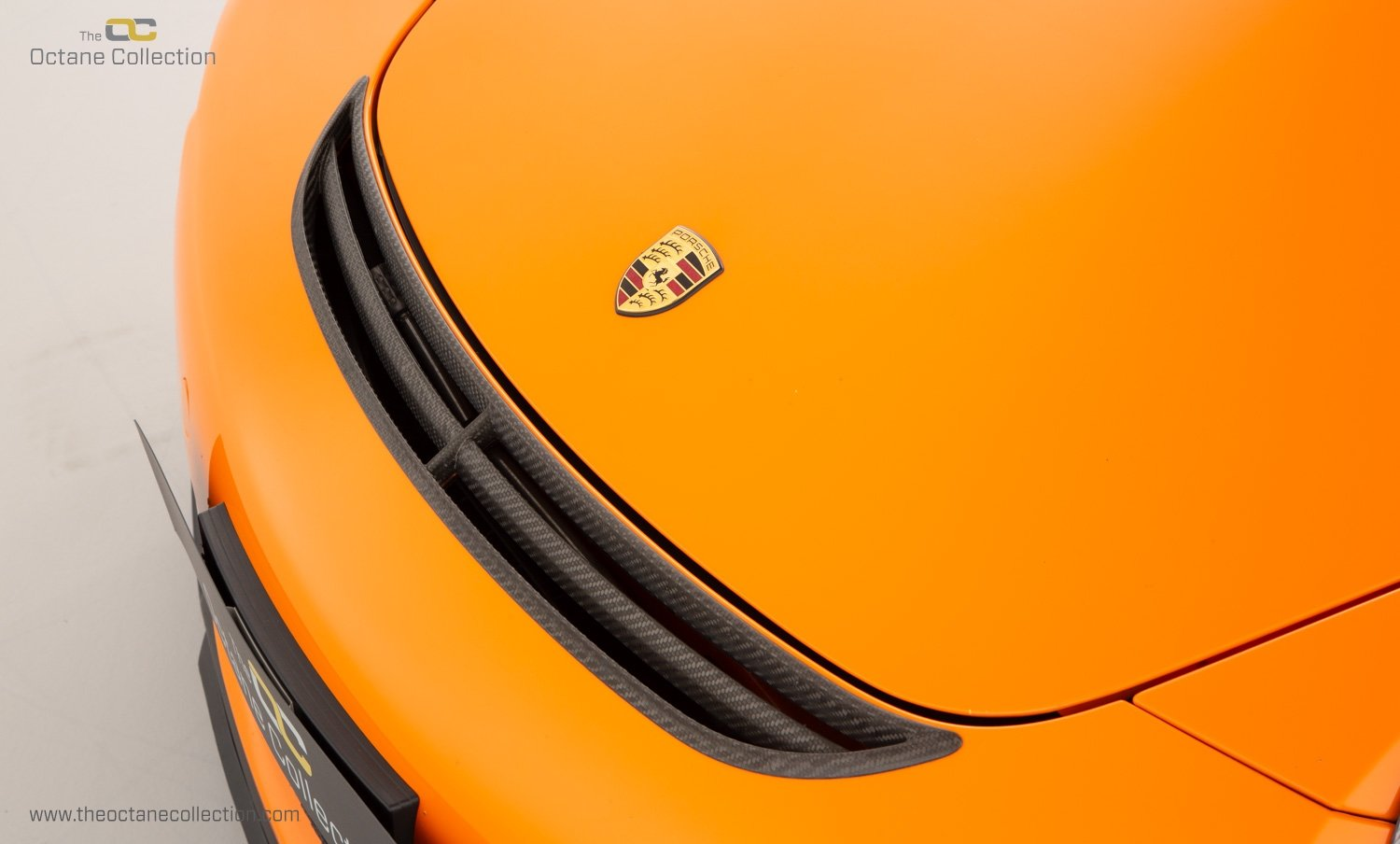 2006 PORSCHE 911 (997) GT3 RS // PURE ORANGE // C22 LHD // PCCB For Sale (picture 3 of 24)