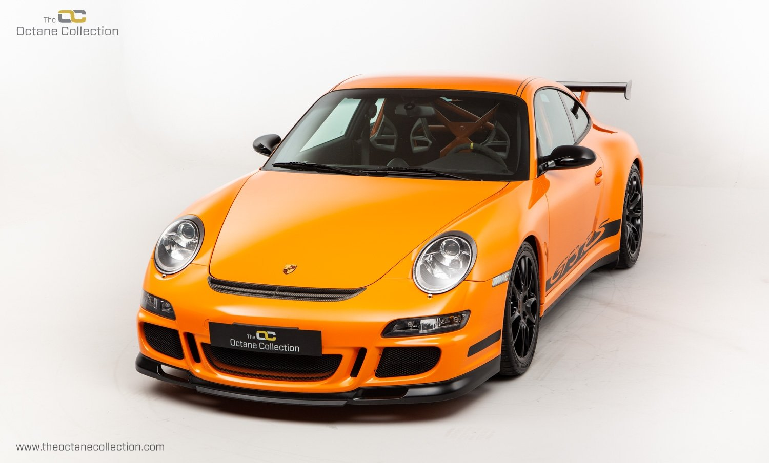 2006 PORSCHE 911 (997) GT3 RS // PURE ORANGE // C22 LHD // PCCB For Sale (picture 4 of 24)
