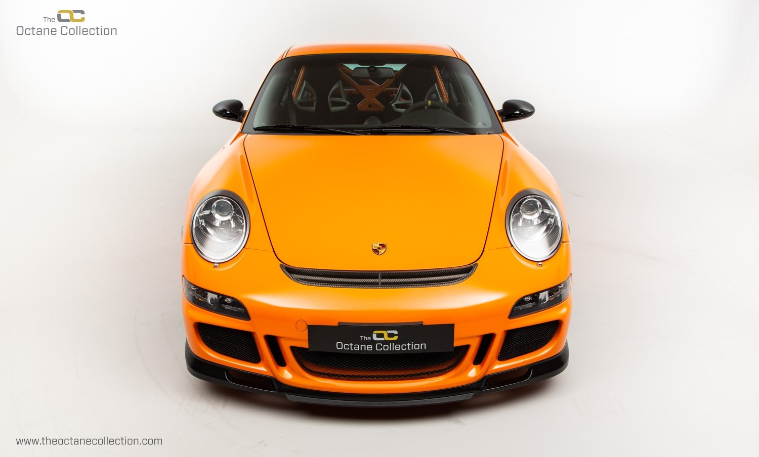 2006 PORSCHE 911 (997) GT3 RS // PURE ORANGE // C22 LHD // PCCB For Sale (picture 5 of 24)